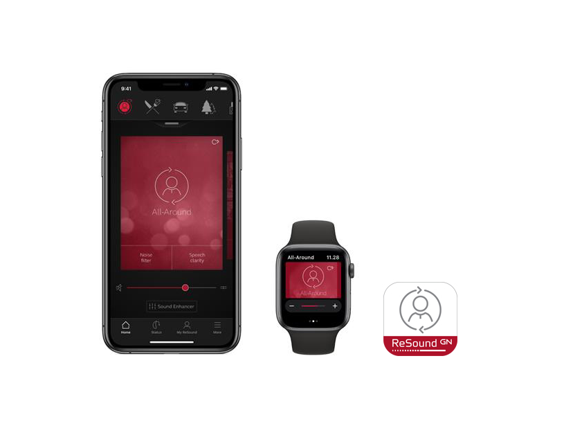 linx quattro app and watch