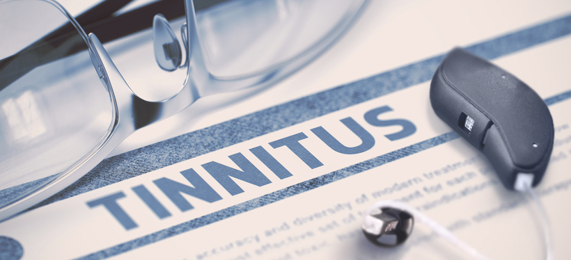 Tinnitus relief hearing aids