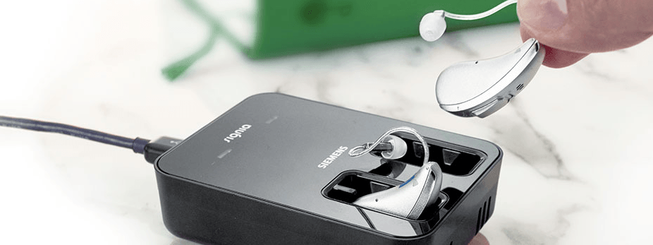 Signia Cellion Primax Rechargeable Hearing Aid Available