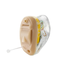 cic type hearing aid