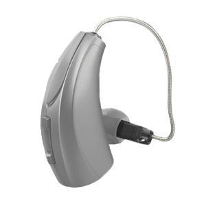 RIC type hearing aid